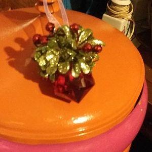 None Holiday - Shiny ornaments
